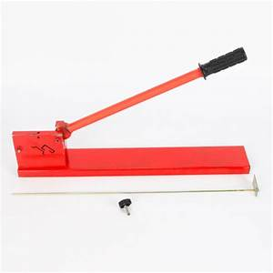 Diy Professional Manual Guide Din Rail Cutter Double
