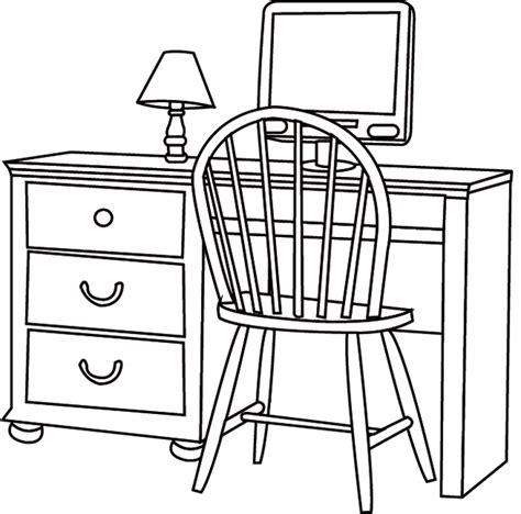 bureau de dessin coloriage un bureau dory fr coloriages