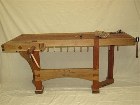 rob cosman student gallery woodworking workbench