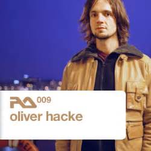 RA: Oliver Hacke
