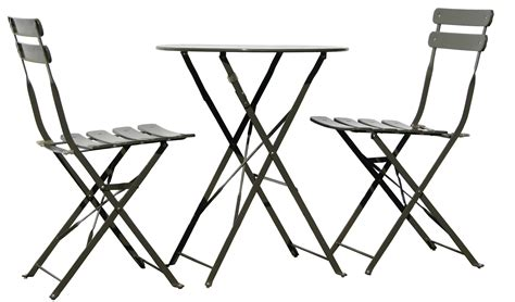 bistro table and chair set bistro chair table set pr home