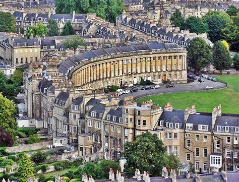 Bath : Voyage Au Pays De Galles Et En Angleterre