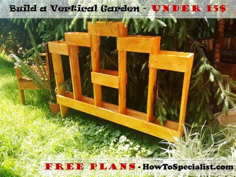 planter box plans images  pinterest