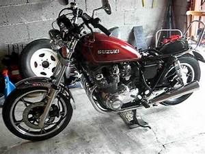 83 Suzuki Gs 45repair Manual