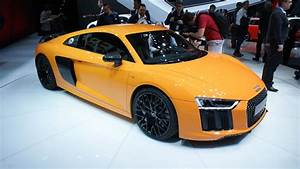 Audi Says Weak Demand Killed R8 U0026 39 S V8 Engine And Manual Gearbox