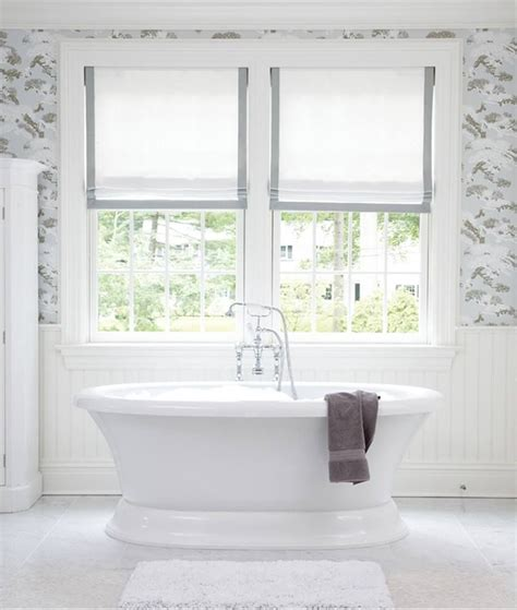 create  relaxed   soft roman shades
