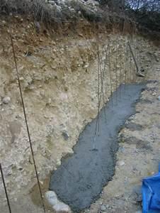 Fondation Mur Parpaing : fondation mur sout nement plage suite blog de flpiscine ~ Premium-room.com Idées de Décoration