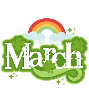 52 Free March Clip Art - Cliparting.com