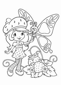 strawberry shortcake coloring pages with butterfly With wiringpi 40 pins