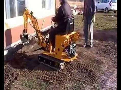 mini excavator mini pelle sauterelle minibagger mi youtube
