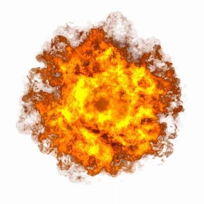 Fire Flame Explosion Ball Transparent Flamme Burst