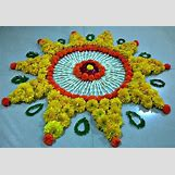 Rangoli Designs With Flowers And Colours | 715 x 496 jpeg 96kB