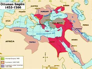 The Ottoman Empire - Maps