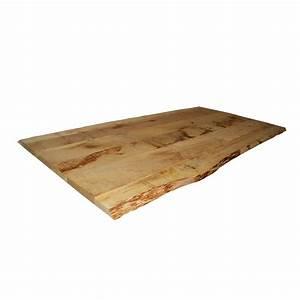 Plateau Pour Table : plateau bois massif ikea homeezy ~ Teatrodelosmanantiales.com Idées de Décoration