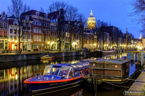 Photographing Amsterdam At Night Ian Macdonald Photography