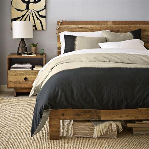chambre bois déco chambre en bois