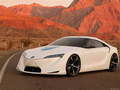 Toyota Concept 2007 Ft Hs Wallpapers Background