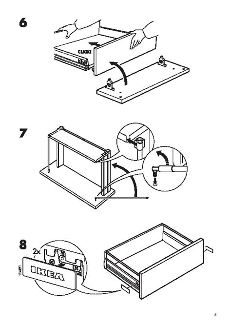 ikea cuisine faktum démonter une porte façade de tiroir rationnell ikea