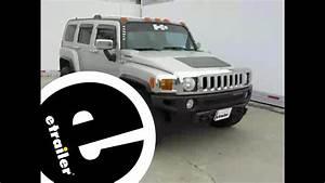 Install Trailer Wiring 2006 Hummer H3 18252 - Etrailer Com