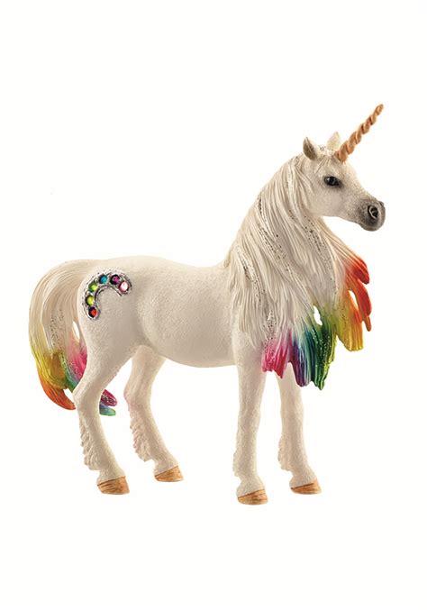 action figure rainbow unicorn mare