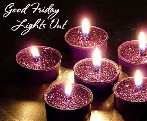 good friday lights  idea celebrating holidays