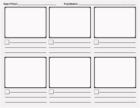 free resume words storyboard template word best business template