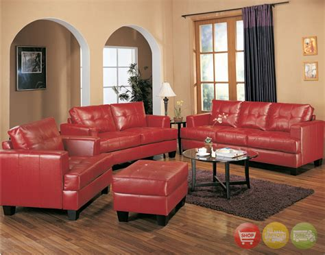 leather sofa living room ideas red leather sofa decorating ideas decorating ideas living