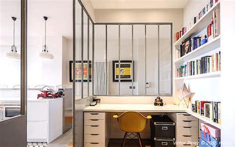 comment poser un plan de travail de cuisine pose et installation de verrière intérieure en kit verriere interieure fr