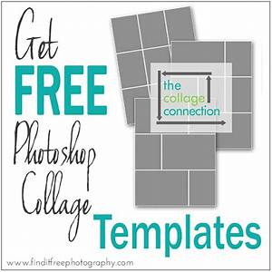 Find free photoshop blog templates free collage templates for Free online photo collage templates