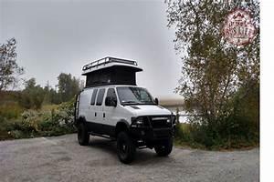 Ford E350 Diesel Van Conversion