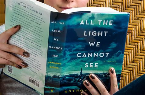 All The Light Cannot See Anthony Doerr Reinreads