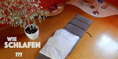 schlafen auf spanisch auf dem boden schlafen eine einfache methode schmerzen aufzul 246 sen visiontimes