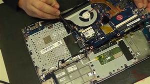 Samsung Np Qx411 Motherboard Removal And Power Jack Repair