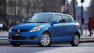 Suzuki Swift Upgraded  Switches To Thailand Production