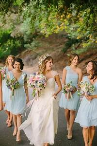 Robe Demoiselle D Honneur Bleu : les 153 meilleures images du tableau bridesmaid dresses ~ Melissatoandfro.com Idées de Décoration