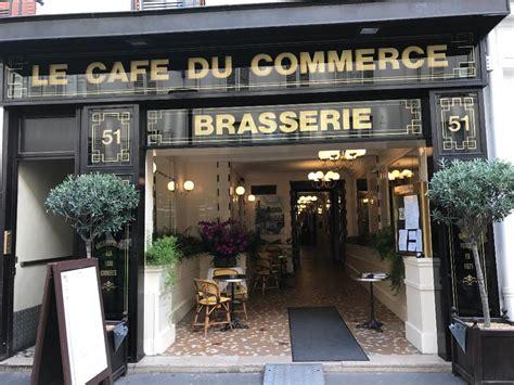 rue du commerce cuisine le café du commerce restaurant 51 rue commerce 75015