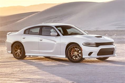 How Aerodynamics Help The 2015 Charger Srt Hellcat To