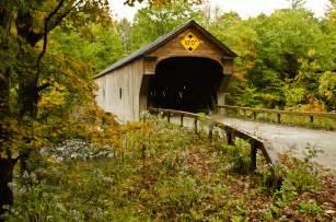 Upper Falls Covered Bridge VT