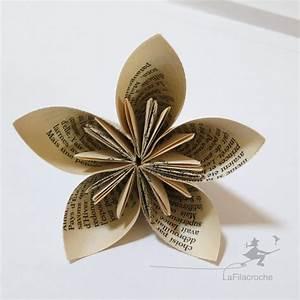 Fleur En Origami Facile : fleurs origami facile ~ Farleysfitness.com Idées de Décoration