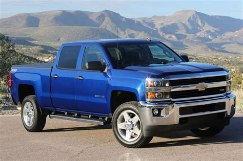 Maintenance Schedule For 2015 Chevrolet Silverado 3500hd
