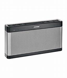 Bose Soundlink Iii Bluetooth Speaker available at SnapDeal ...