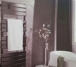 Seche Serviette Mural : installation s che serviette dans votre salle de bain sur ~ Premium-room.com Idées de Décoration