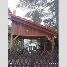 Carportdach  Welche Dachformen Gibt Es?