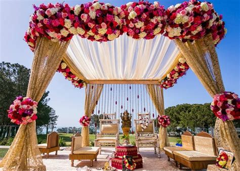 indian wedding decoration ideas archives evibe in party