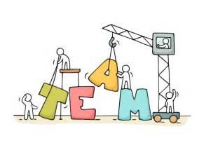 Team Building Cartoons