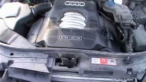 Audi A6 Quattro 2 4 V6 Tiptronic Full Review Start Up