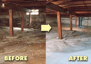 Basement Waterproofing Contractor Knoxville, TN   Crawl