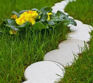 Bordure Plastique Jardin : bordure de jardin en plastique connecteur beige ~ Premium-room.com Idées de Décoration