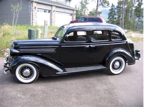 1936 Dodge Sedan by 1936 Dodge Sedan Four Door Dodge Dodge Brothers