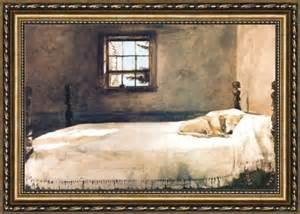 andrew wyeth master bedroom framed print for sale paintingandframe com